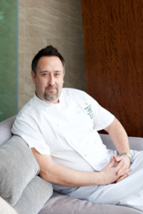 Bowen takes over as executive chef at Shangri-La Hotel, London
