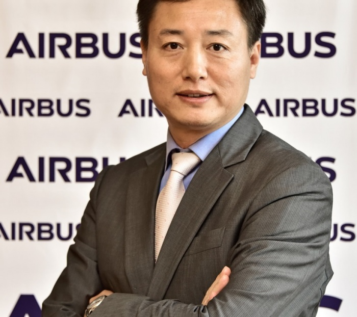Airbus China Appoints New CEO, Chairman