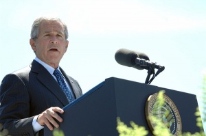 George W. Bush takes centre stage at GBTA Convention