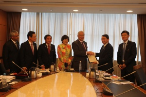 Malaysian prime minister signs up to WTTC/UNWTO Leaders for Tourism campaign