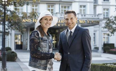Hingis appointed ambassador for Grand Resort Bad Ragaz