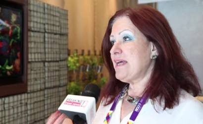 Breaking Travel News interview: Eleni Desylla, chief operating officer, Greek pavilion, Expo 2015