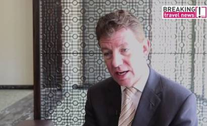WTTC 2014: Breaking Travel News interview with Paul Griffiths, chief executive, Dubai Airports