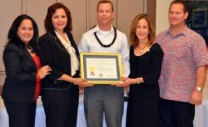 Guam Visitors Bureau receives Certificate from US Commercial Service