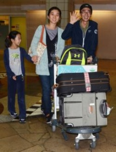 Guam welcomes millionth visitor