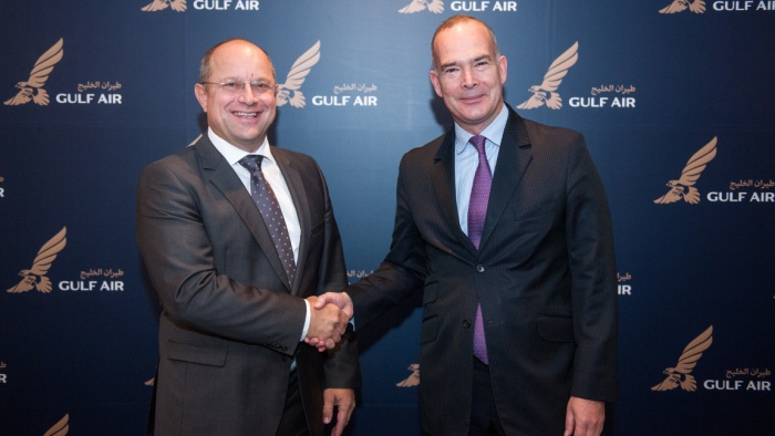 Gulf Air appoints Coste to chief commercial officer role