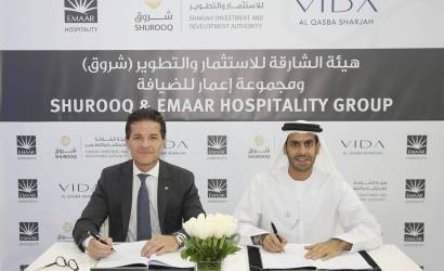 Shurooq brings Vida Hotels brand to Sharjah with Emaar deal