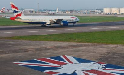 London airports welcome Jubilee visitors