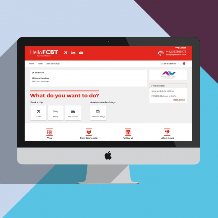Fight Centre launches new business travel booking tool