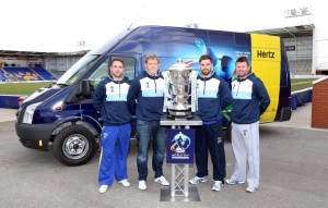 Hertz signs on as Rugby League World Cup sponsor