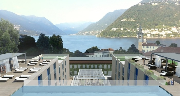 Hilton Lake Como opens to guests in Italy