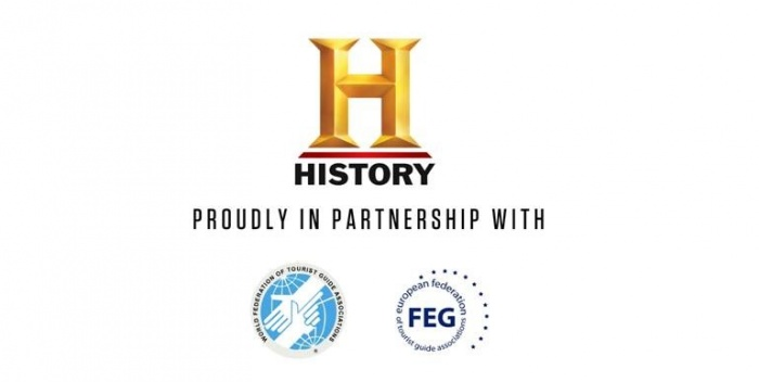 History partners with tour guide associations to promote members