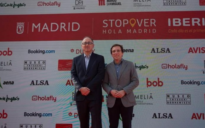 Iberia launches Stopover Hola Madrid programme