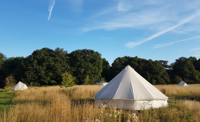 Home Farm Glamping to reopen in July