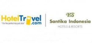 HotelTravel.com partners with Santika Indonesia Hotels & Resorts