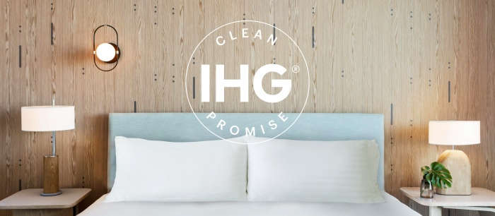 InterContinental Hotels launches Clean Promise