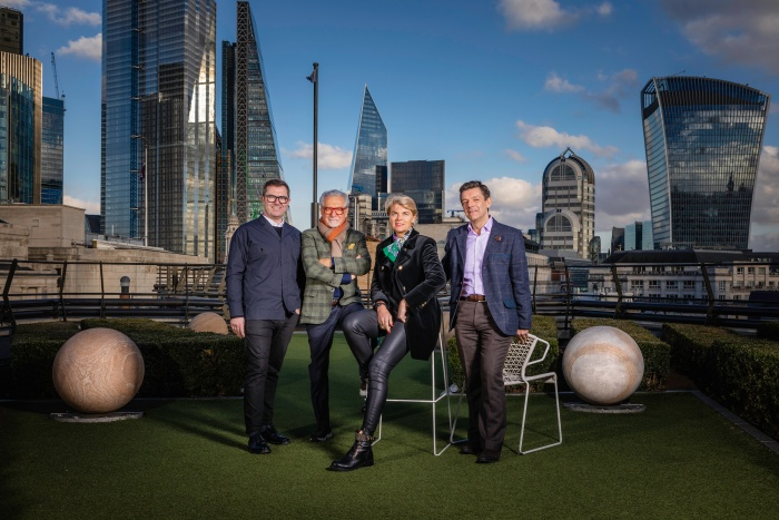 Cunard unveils design team for as-yet-unnamed fourth cruise ship