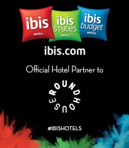 ibis Hotels reveals London Roundhouse partnership