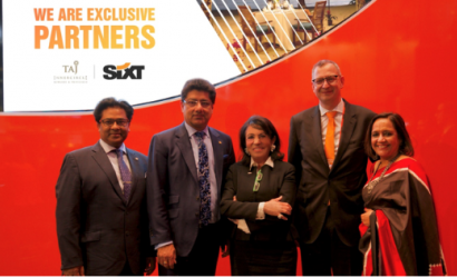 Indian Hotels Company signs Sixt partnership