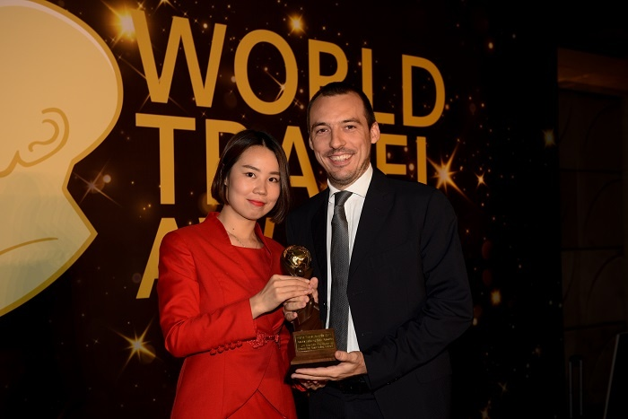 JW Marriott Phu Quoc Emerald Bay takes top title at World Travel Awards