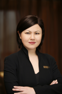 Jade Woon to head marketing at Grand Hyatt Beijing