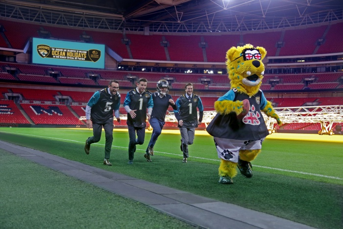 Ocean Holidays Partners With NFL Side Jacksonville Jaguars