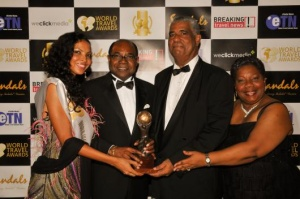 Jamaican tourism leadership recognised at World Travel Awards