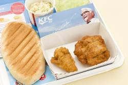 Japan Airlines to offer Kentucky Fried Chicken to passengers over Christmas