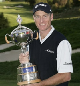 Westin Hotels announces sponsorship of 2010 PGA TOUR Player of the Year Jim Furyk