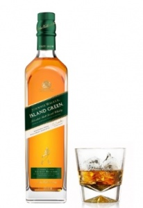 Johnnie Walker Island Green launches to international travellers