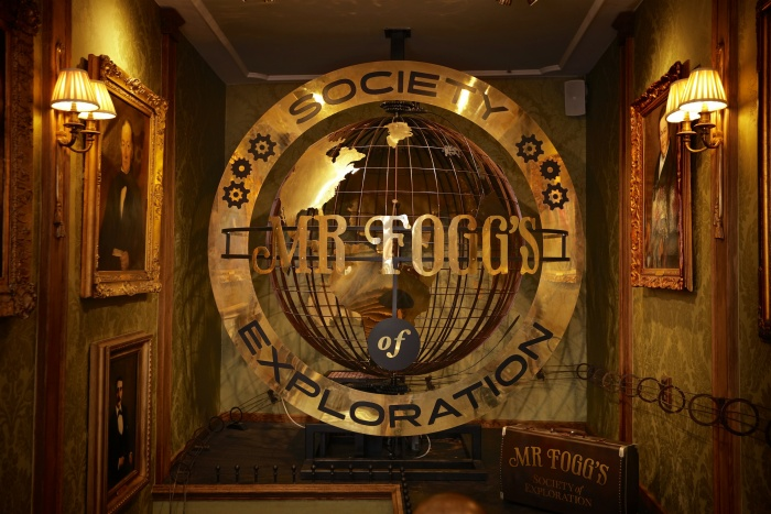 Mr Fogg's Society of Exploration to open on the Strand
