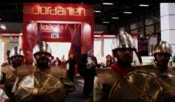 Jordan once again exhibited at ITB trade fair in Berlin for 2012