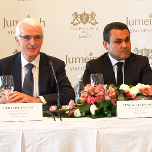 Jumeirah to operate Pera Palace Hotel in Istanbul