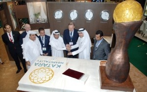 IATA AGM 2014: Spotlight on Katara Hospitality