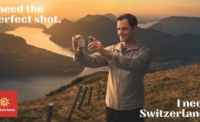 Federer signs up with Switzerland Tourism