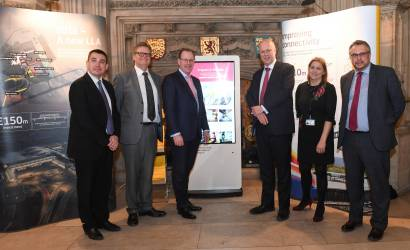 London Luton Airport celebrates anniversary with parliamentary exhibition