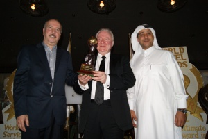La Cigale Hotel receives World's Ultimate Service Award in Hospitality
