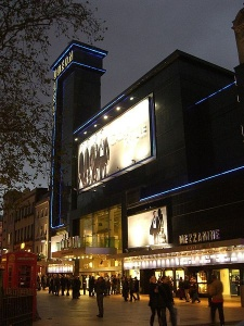 Radisson Edwardian acquires Odeon Leicester Square