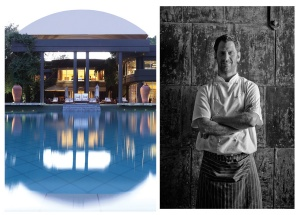 Dale-Roberts signs on for pop-up restaurant at Saxon Hotel, South Africa