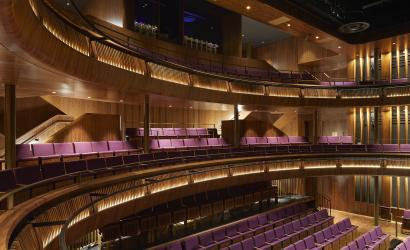 Royal Opera House prepares to welcome latest London venue