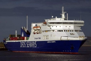 DFDS and Stena strike Irish deal