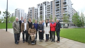 Olympic and Paralympic Village receives seal of approval