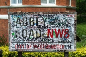Beatles' Abbey Road zebra crossing listed