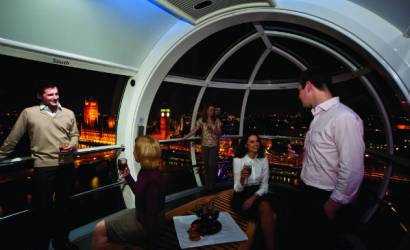 London Eye launches Christmas packages