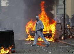 London riots raise fears for Olympics 2012