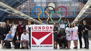 London Mayor teams up with tourism sector