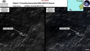 Malaysian Airlines flight MH370 search focuses south-west of Australia