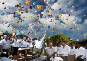 Seychelles' MAIA Luxury Resort and Spa celebrates its fifth anniversary