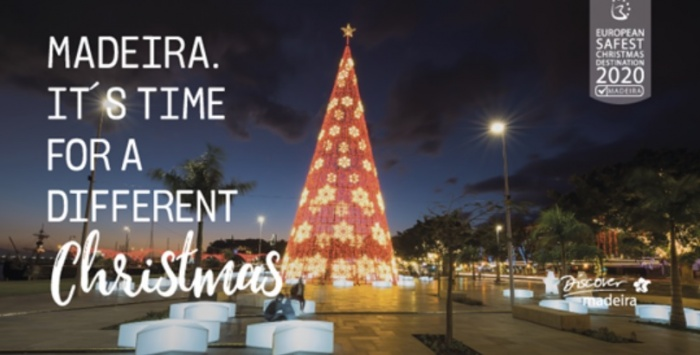 Madeira launches Christmas tourism campaign