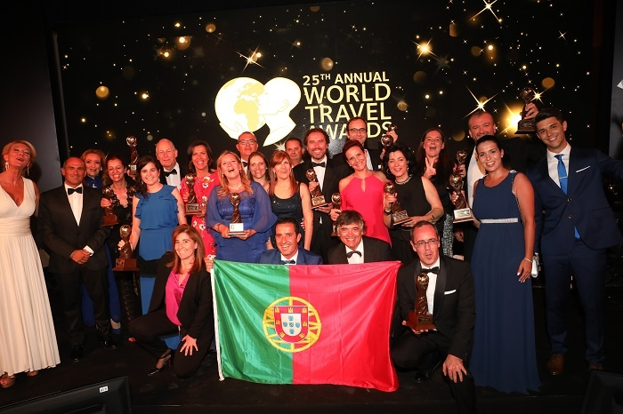 Madeira defends top title at World Travel Awards